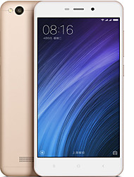 "RedMi 4A 5.0 "" MIUI 4G Smartphone (Dual SIM Quad Core 13 MP 2GB + 16 GB Gold)"
