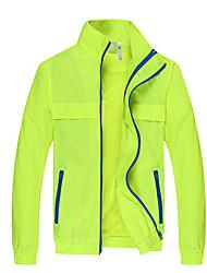 Running Sweatshirt Men's Long Sleeve Windproof / Lightweight Materials / Comfortable Running Sports Wear SlimIndoor / Outdoor clothing /