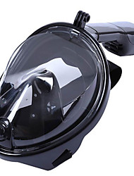 Accessoires pour GoPro Masques de Plongée Etanches, Pour-Caméra d'action,Xiaomi Camera / Tous / SJ4000 Plongée silikon / verre