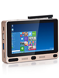 GOLE1 Windows 10 & Android 5.1 Intel Quad Core 4GB 64GB 5inch 1280X720 All in One Mini Tablet PC