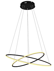 60W Pendant Light   Modern/Contemporary / Traditional/Classic / Vintage Others Feature for LED Silica gelLiving Room / Bedroom / Study