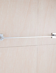 Stainless Steel Plating Contracted Fashion Bathroom Towel Rack