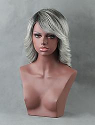 Elegant Fashion Natural Wave Human Hair Wigs