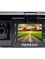 "PAPAGO GoSafe100plus novatek 96650 Full HD 1920 x 1080 Car DVR  2.0 inch Screen Aptina0330 3.5 MP 1/3"" CMOS Dash Cam"