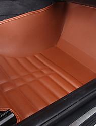 recuo exclusivo completo do tapete mat envolto (clássica marrom)