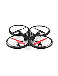 Helicute H07NL X - drone G Shock 6 Axis Gyro 4CH 2.4G RC Quadcopter with 3D Eversion Aircraft - BLACK