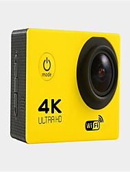 F60R Action Kamera / Sport-Kamera 16MP 3264 x 2448 Wifi / Wasserdicht / Einstellbar / Kabellos 30fps 4X ± 2 EV 2 CMOS 64 GB H.264