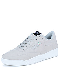 Men's Sneakers Spring Summer Fall Winter Comfort Suede Casual Athletic Black Blue Red White Running Walking