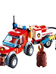 Action Figures & Stuffed Animals / Building Blocks For Gift  Building Blocks Model & Building Toy Truck ABS5 to 7 Years / 8 to 13 Years /