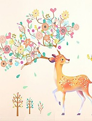 Animals Wall Stickers Plane Wall Stickers Decorative Wall Stickers,Vinyl Material Home Decoration Wall Decal