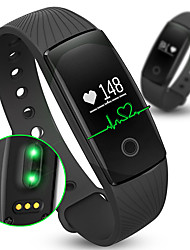 Smart Band Smartband Heart Rate Monitor Wristband Fitness Flex Bracelet for Android iOS PK xiomi mi Band 2 fitbits smart