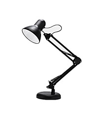(Note * Black Base  Clip With 5W Lamp) LED Eye Protection Long Arm Lamp