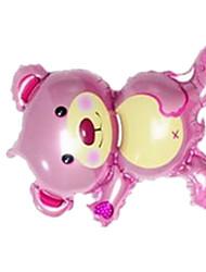 Balões Esfera Plástico Rosa Para Meninos / Para Meninas 2 a 4 Anos / 5 a 7 Anos / 8 a 13 Anos