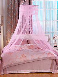 Hanging double mosquito net