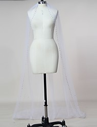 Wedding Veil One-tier Chapel Veils Tulle