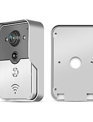 KONX® Smart WiFi Video Doorbell for Smartphones & Tablets, Wireless Video Doorphone, IP Wi-Fi Camera