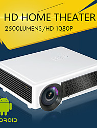 LED-96+WIFI LCD Proyector de Home Cinema WXGA (1280x800) 2500 LED 4:3 16:9 16:10