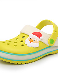 LED Light Up Shoes, Boy's Slippers & Flip-Flops Spring Fall Winter  Synthetic Outdoor Casual Athletic Flat Heel Animal Print Blue Green Pink Other
