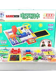 para presente Blocos de Construir Jogos & Quebra-Cabeças Plástico 8 a 13 Anos Arco-Íris Brinquedos