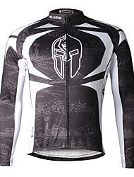 Ilpaladin Sport Men Long Sleeve Cycling Jerseys  CX009