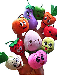 Fruits And Vegetables Refers To Even Plush Toys