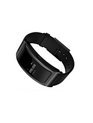 Smart Bracelet iOS AndroidWater Resistant / Water Proof Long Standby Calories Burned Pedometers Voice Control Health Care Sports Heart