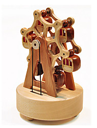 Music Box Toys Novelty Wood Boys' Girls'