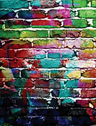 Rainbow Background Photo Studio  Photography Backdrops 5x7FT