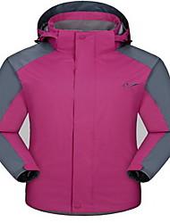 Mulheres Homens Blusas Acampar e Caminhar Esportes de Neve Corrida Prova-de-Água Térmico/Quente A Prova de Vento Isolado Confortável