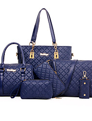 Women Special Material Formal / Outdoor / Office & Career Bag Sets