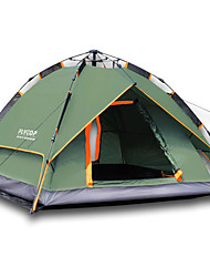 2 persons Tent Triple Automatic Tent One Room Camping Tent 2000-3000 mmKeep Warm Moistureproof/Moisture Permeability Well-ventilated