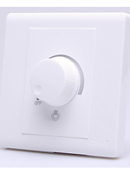 86 Type Wall Switch Socket Panel Dimmer Switch