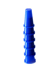 Magic Prop Novelty Toy Cylindrical Plastic Blue For Boys / For Girls 5 to 7 Years / 8 to 13 Years / 14 Years & Up