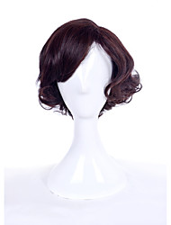 Sherlock Cosplay Men Short Daily Wave Fashion Heat Resistant Party Costoume Wig
