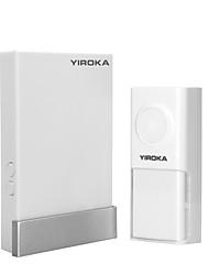 F-528 АБС-пластик Беспроводной Doorbell системы