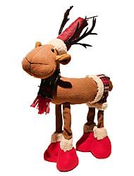 Presentes de Natal Brinquedos de Natal Decoração Para Festas Natal Tecido
