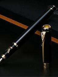 Iridium Gold Pen Business Office Gifts Calligraphy Pen