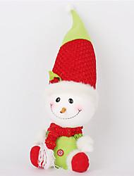 Weihnachts Geschenke Spielzeug für Weihnachten Urlaubszubehör Weihnachten Gewebe Baumwolle Rot Grün