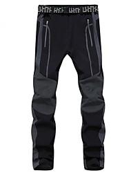 Homens Calças Acampar e Caminhar / Alpinismo / Downhill / Snowboard / Esportes de NeveImpermeável / Respirável / Térmico/Quente / Secagem