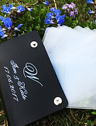 Bride Groom Bridesmaid Groomsman Flower Girl Ring Bearer Couple Parents Baby & Kids Gifts Piece/SetCreative Gift Totes & Cosmetic Bags