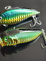 1 pcs VIB Popper Hard Bait Fishing Lures Hard Bait Random Colors Hard Plastic Sea Fishing