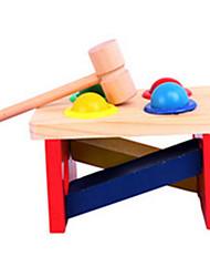 Educational Toy Wood Rainbow Music Toy