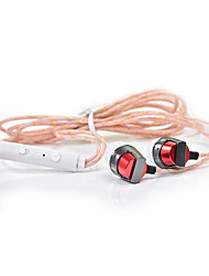JKR-303 High Quality Fashion Design Earphone for all mobile phone For xiaomi mp4 mp3 with MIC