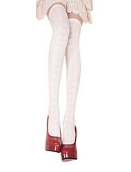 Calze e autoreggenti Dolce Lolita Accessori Lolita Calze Con stampe Per Cotone