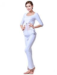 Yoga Ensemble de Vêtements Confortable Haute élasticité Vêtements de sport FemmeYoga