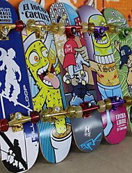 Aluminium Alloy Standard Skateboards