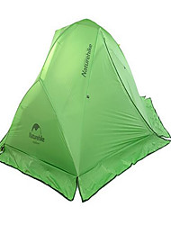 Naturehike Waterproof Breathability Ultraviolet Resistant Quick Dry Rain-Proof Well-ventilated One Room Shelter & Tarp Tent