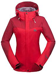 Mulheres Jaquetas de Esqui/Snowboard Jaquetas Softshell Esqui Acampar e Caminhar Esportes Relaxantes Esportes de Neve Downhill