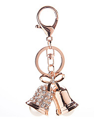 Key Chain Key Chain White / Silver Metal