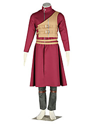 Naruto Anime Cosplay Costumes Coat /Pants/Vest /Belt kid